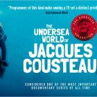 dvd bluray The Undersea World of Jacques Cousteau